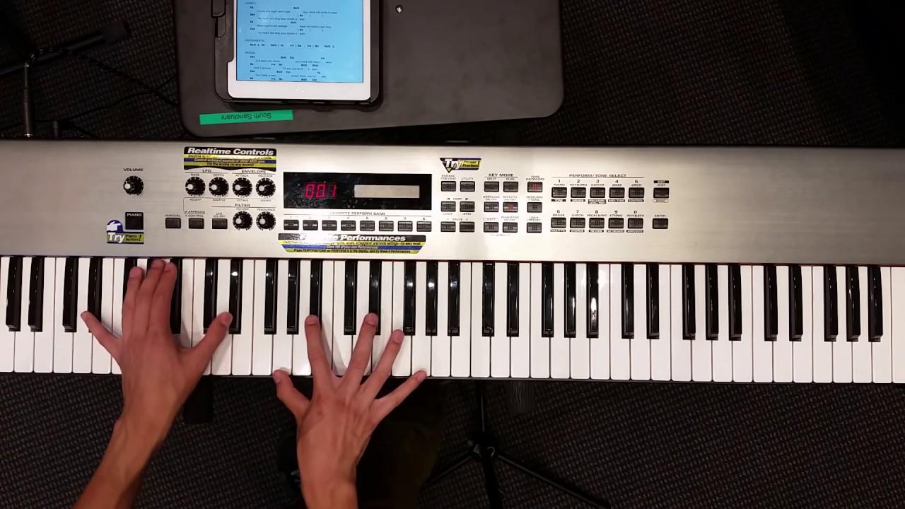 Do it again bb elevation worship piano tutorial youtube do it again bb elevation worship piano tutorial baditri Images