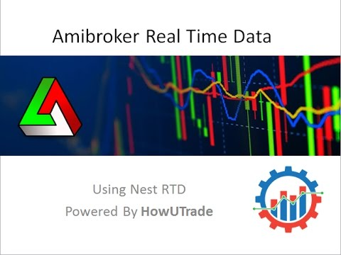 Nest RTD, Amibroker Real TIme Data for FREE with Nest