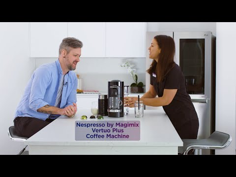 Nespresso by Magimix Vertuo Plus Coffee Machine | Featured Tech | Currys PC World