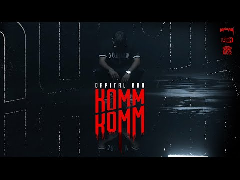 CAPITAL BRA – KOMM KOMM (prod. by Beatzarre & Djorkaeff, B-Case, 27th)