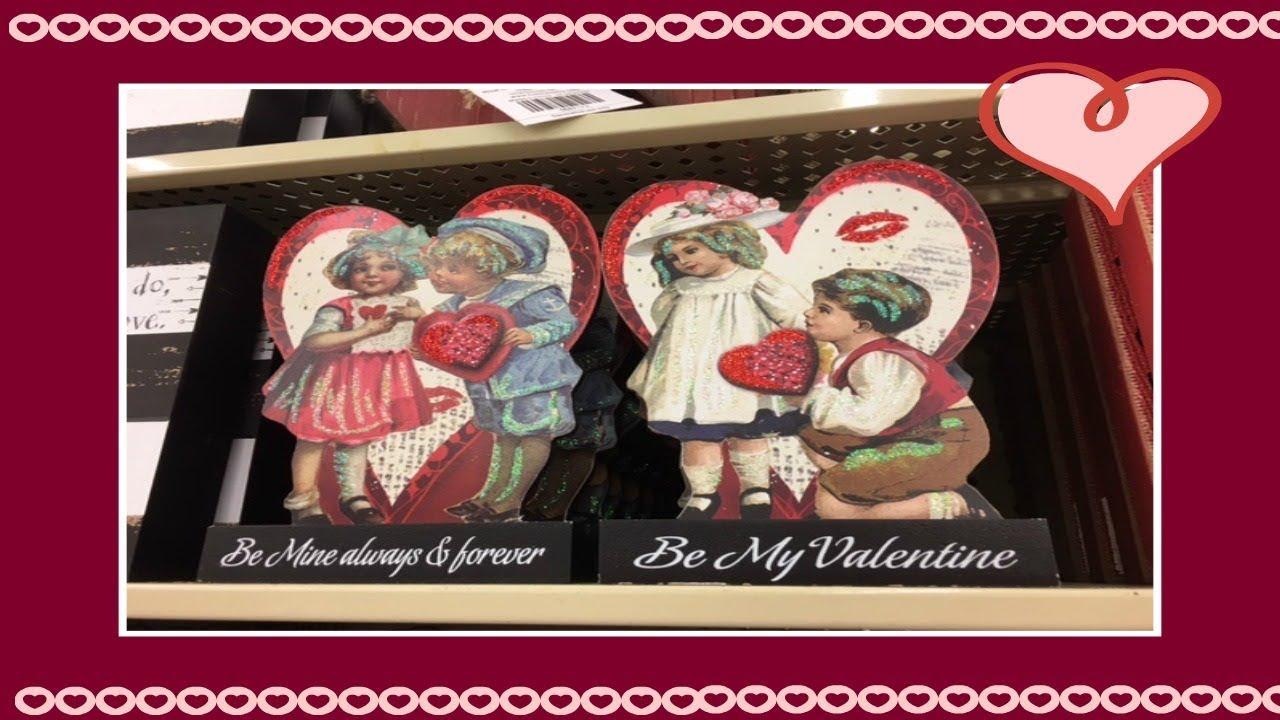 Valentines Day At Hobby Lobby 2018 Pt.1