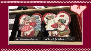 2018 Valentine Haulin At Hobby Lobby And Joann S Vid Viral Vip