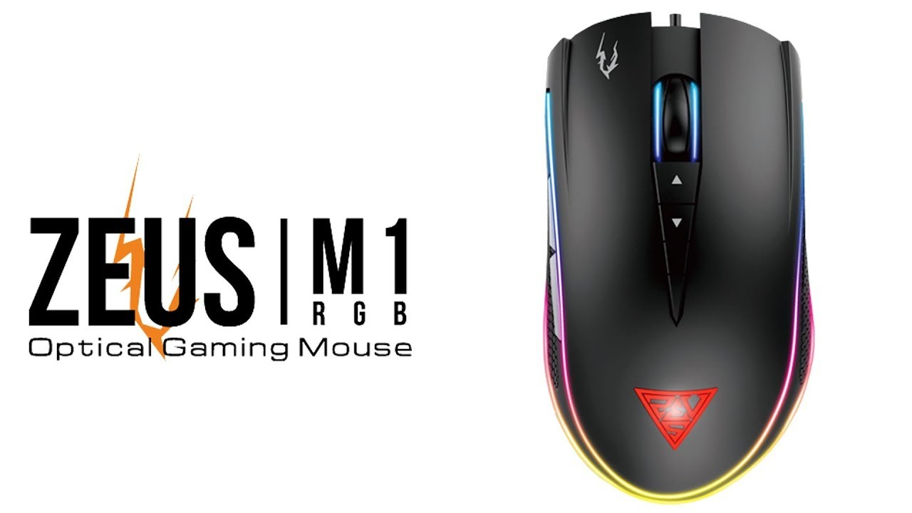 Image result for GAMDIAS ZEUS M1 RGB Optical Gaming Mouse