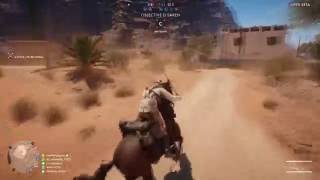 Giant Battlefield 1 Horse Hitboxes