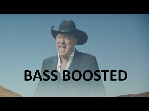 AHHHHH - Big Enough [Bass Boosted]