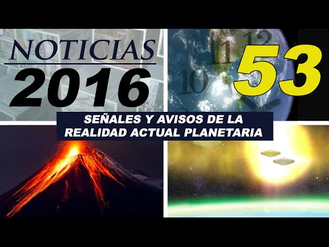 53º ALCYON PLÉYADES - VIDEO NOTICIAS 2016: Golpe blando Dilm