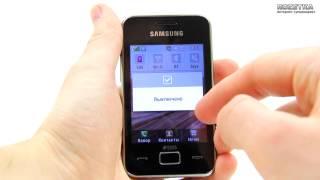 Телефон Samsung Star 3 GT-S5222 Duos(Обзор мобильного телефона Samsung Star 3 Duos GT-S5222. Подробно об устройстве ..., 2012-04-13T13:53:27.000Z)