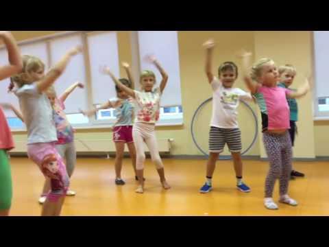 Ciara Tantsukool: I aste - Kuressaare