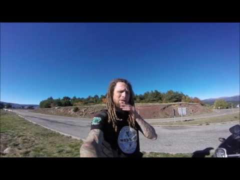 Motor Bike trip Andorra 2016