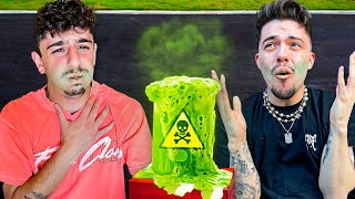 Drinking the Worlds Most TOXIC Soda - Challenge