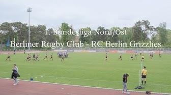 1. Rugby Bundesliga: Berliner Rugby Club - RC Berlin Grizzlies *