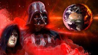 ДАРТ ВЕЙДЕР И ПАЛПАТИН ВТОРГЛИСЬ НА ЗЕМЛЮ В HOI4: Star Wars - Звёздные войны
