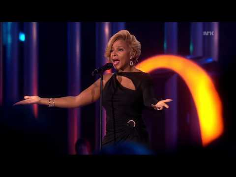 Mary J. Blige - One - Nobel's Peace Prize Concert 2013