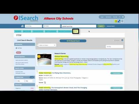 ISearch for Students