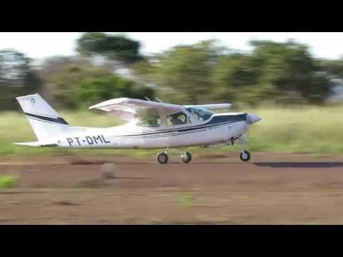 Cessna 177 Cardinal em TGL Sitio Flyer
