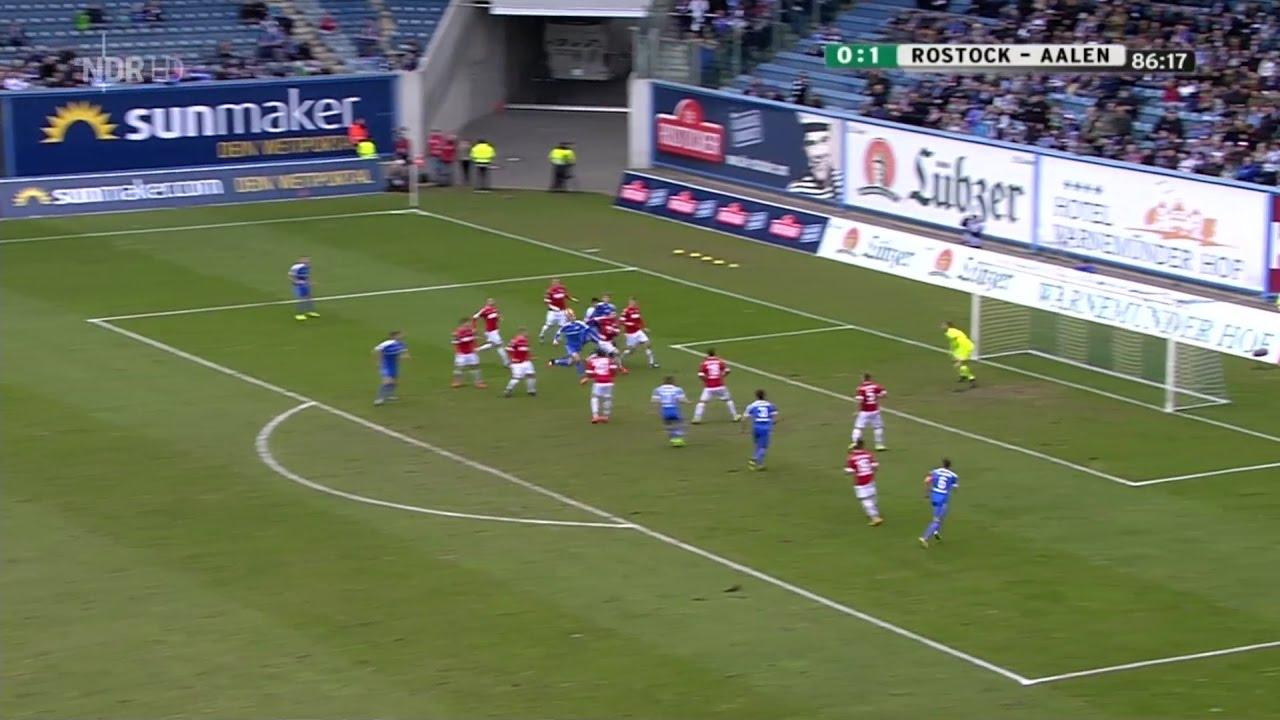 Vfr Aalen Hansa Rostock