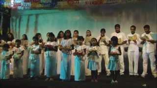 7rmEVENTS - Dura Penena Thanithala   - Vesak 2013 Jeddah - Bakthi Gee