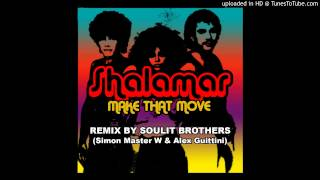 Shalamar - Make That Move (Soulit Brothers Remix 2015)