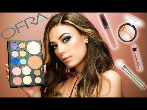 NEW OFRA COSMETICS FREE SPIRIT PALETTE! | Festival Makeup Tutorial | Victoria Lyn