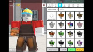 Roblox Roblixian Highschool How To be engieneer from tf2