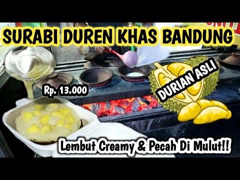 Surabi Duren Khas Bandung | Creamy Lembut Pecah di Mulut | Kuah Duren Asli | Samarinda Food