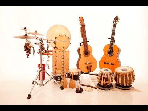 World Music Traditions, Guitar & Percussion, Fernando Perez FULL VERSION