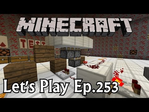 Minecraft Let's Play Ep.253- Workout Prep