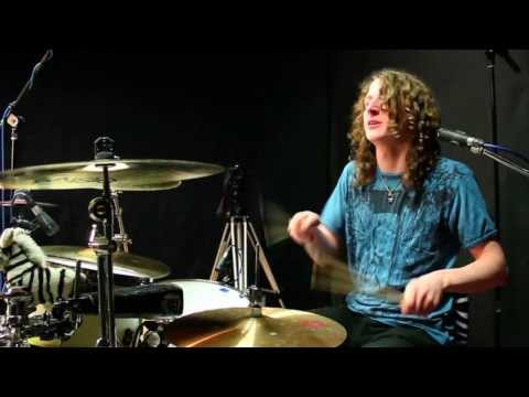 Kev Hickman - Naughty Boy - La La La ft Sam Smith (Drum Cover/Remix)