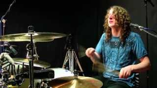 Kev Hickman - Naughty Boy - La La La ft Sam Smith (Drum Cover/Remix)