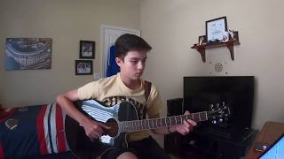 """My Life""- Billy Joel— Jack Pelaez Guitar Cover"