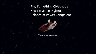 Star Wars: X-Wing vs TIE Fighter - Balance of Power - Rebel Campaign Mission #9