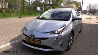 2017 TOYOTA PRIUS - Drive & In Depth Review