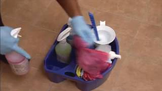 Ecolab - Public Restroom Cleaning Process