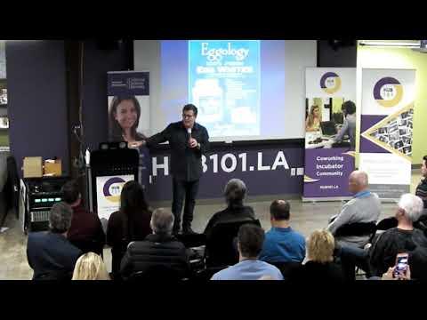 CLU | Entrepreneur Speaker Series - Brad Halpern