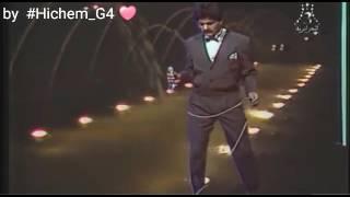 نور الدين السطايفي يرقص مثل مايكل جاكسون
