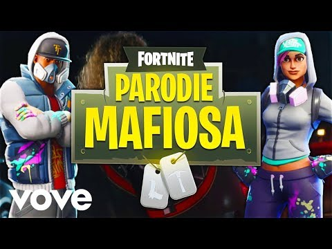 KEBOU – Mafiosa (Parodie Fortnite)