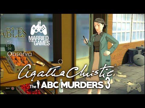 Agatha Christie: The ABC Murders Walkthrough Gameplay Part 3 - Contemptuous Grocer