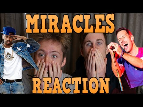 Coldplay feat Bigsean 2017  Reaction