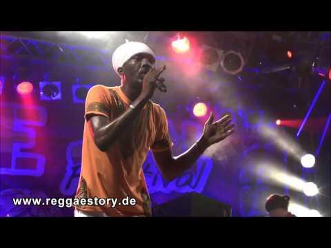 Anthony B - Whip Dem Jah Jah + many more - 30.07.2017 - Reggae Jam