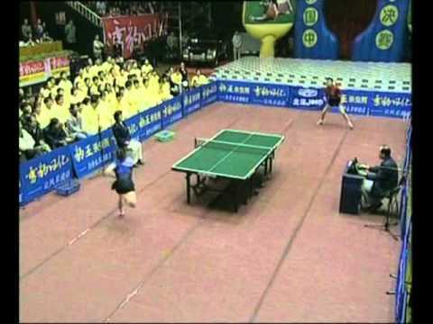 世界乒乓球名將教學片- 09 Excellent World Champions Teach You How To Play Table Tennis