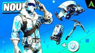 Cum Arata *Deep Freeze Pack* Showcase in Fortnite..