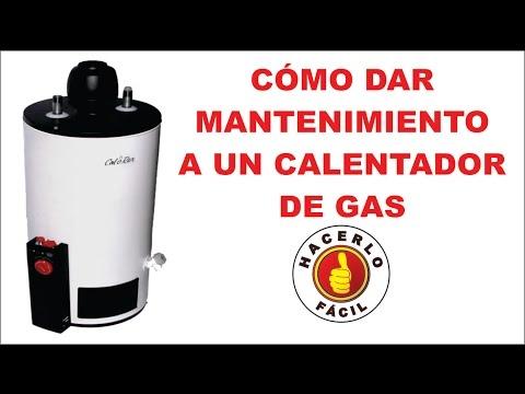 Como encender el piloto de un calentador de agua a gas doovi for Como dar de alta el gas