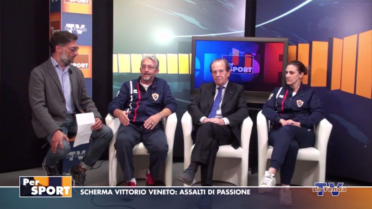 Per Sport - Scherma Vittorio Veneto: assalti di passione
