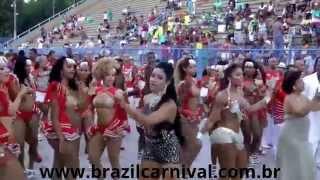 Rio´s Sambadrome Brazilian Dance  at Rio Parade साम्बा और कार्निवल शो: