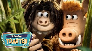 EARLY MAN MOVIE REVIEW - Double Toasted Reviews