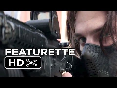 Captain America: The Winter Soldier Featurette - The Winter Soldier (2014) - Marvel Movie HD streaming vf