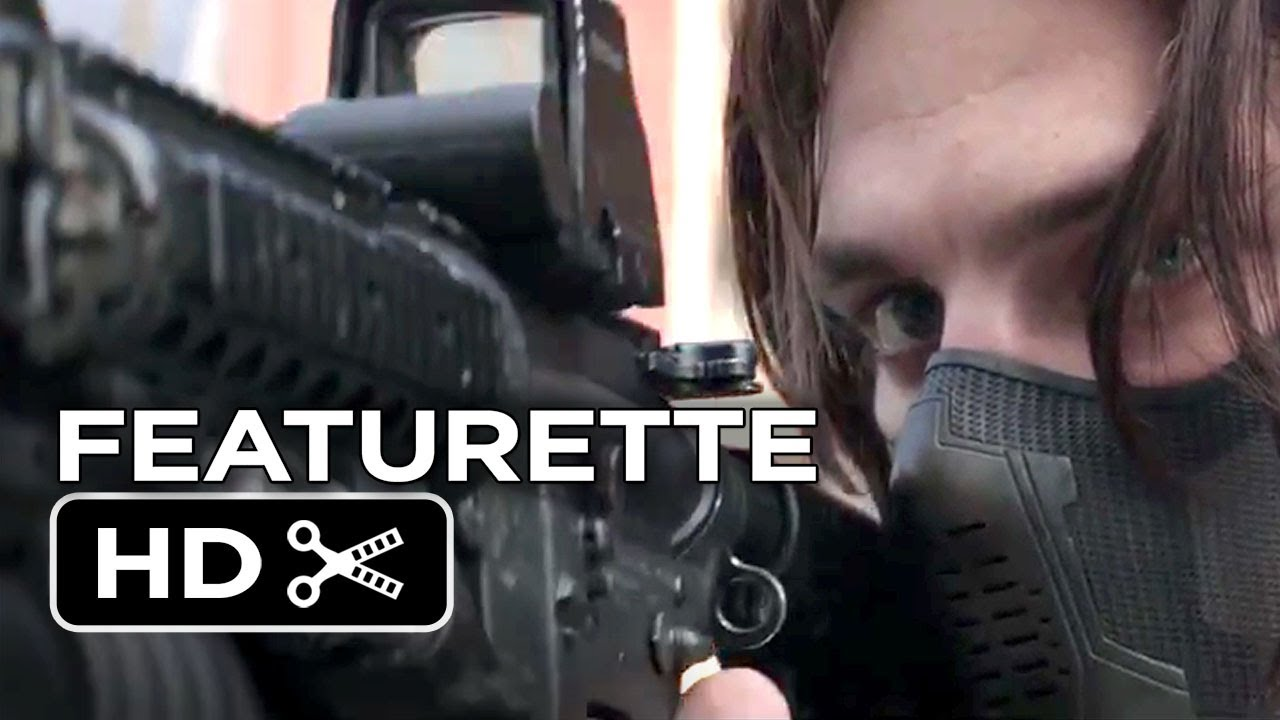 Captain America The Winter Soldier Featurette The Winter Soldier 2014 Marvel Movie Hd