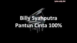 Billy Syahputra - Pantun Cinta 100%(LYRICS)