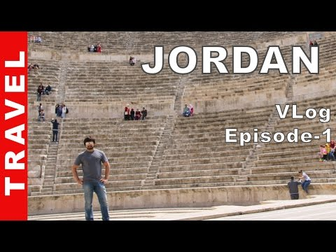 Jordan Travel Vlog Episode 1 – Having shower at Airport