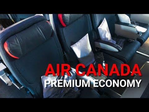 Air Canada Premium Economy - Boeing 777-300ER - London-Vancouver - Trip Report